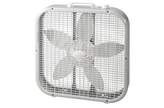 "Lasko 3733 20"" Fan Box."