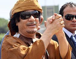 Muammar Gaddafi. Click image to expand.