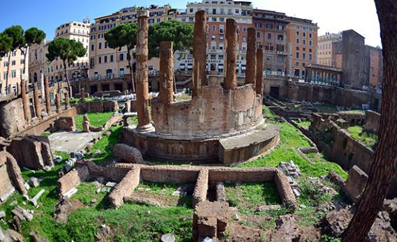 Archeologists Unearth Site Where Julius Caesar Was Stabbed