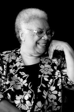 Author Lucille Clifton.