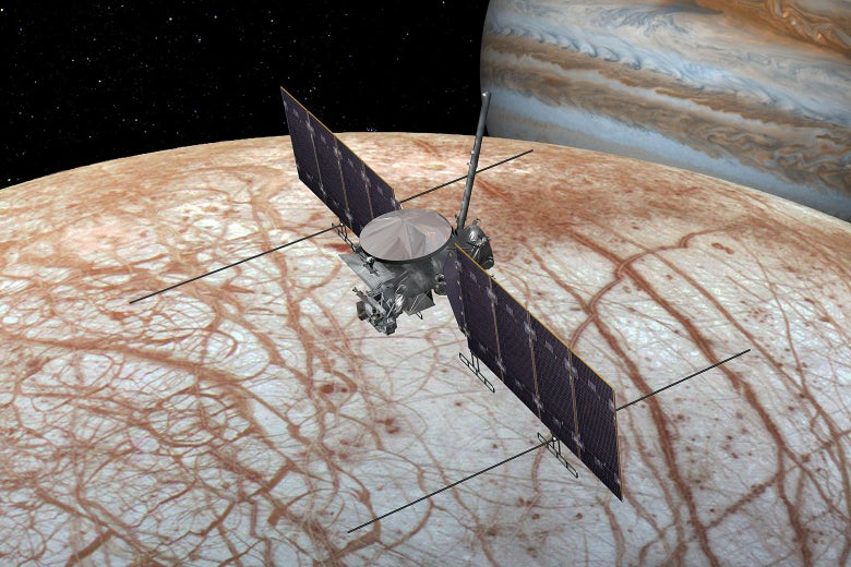 Will NASA's Next Flagship Mission Go to Mars, Europa, or Farther Afield?