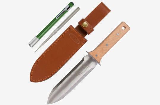 Hori Hori Garden Knife Gift Set.