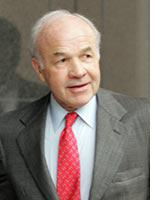 Former Enron CEO Ken Lay.          Click image to expand.