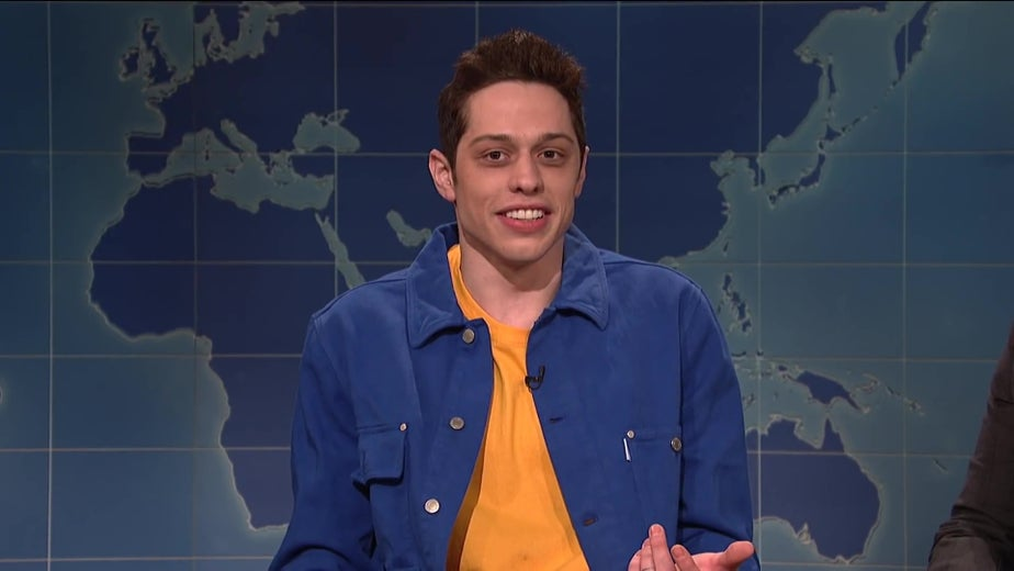 SNL's Pete Davidson Compares the Catholic Church to R. Kelly