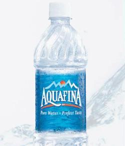 Aquafina.