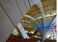 The new basilica of San Giovanni Rotondo (click to expand)