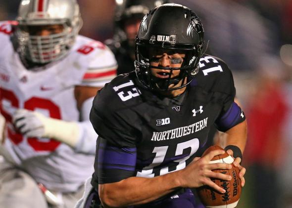 official photos 9b02b 50316 Northwestern football players vote on a union: Now the real ...