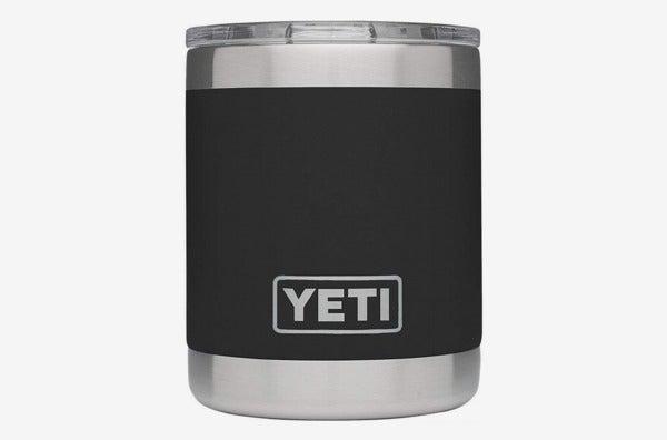 YETI Rambler Stainless Steel Vacuum Insulated Tumbler.
