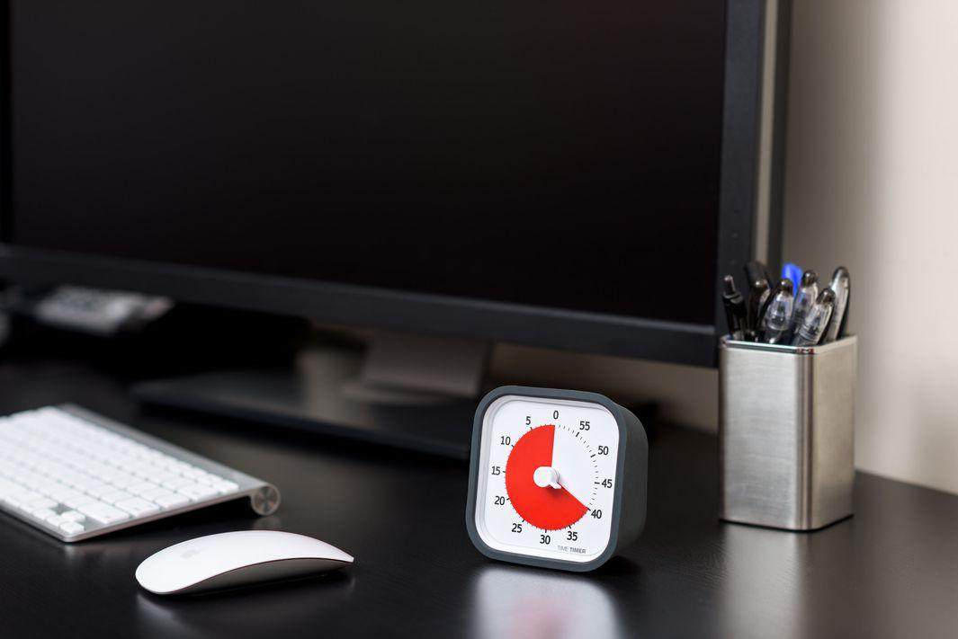 Sprint by Jake Knapp on Google's use of the Time Timer for