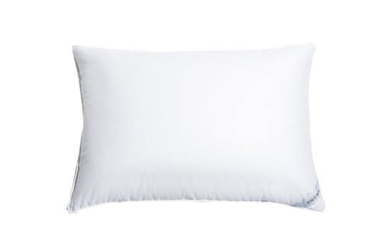 Snowe pillow.