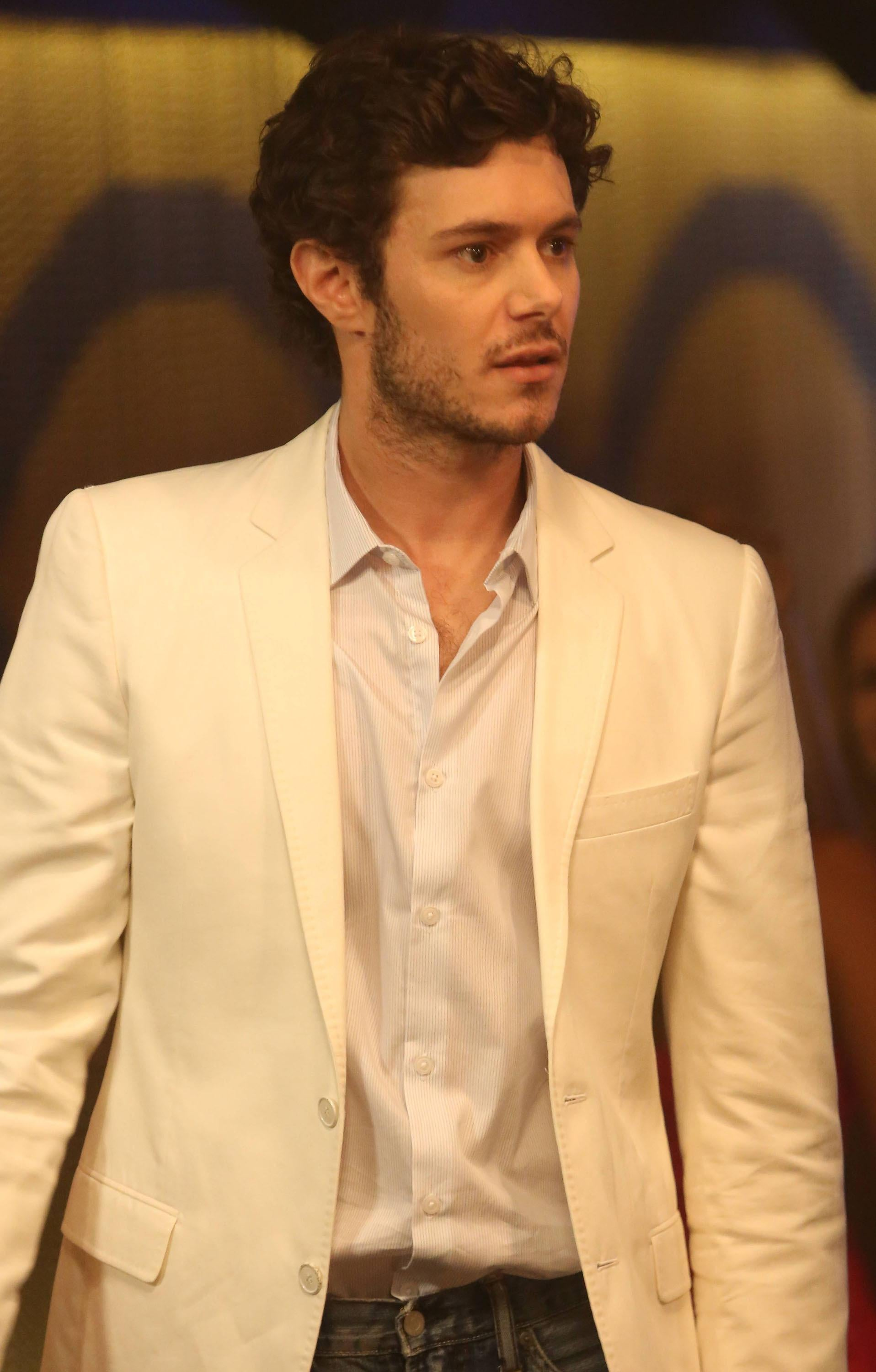 Adam Brody as Ted