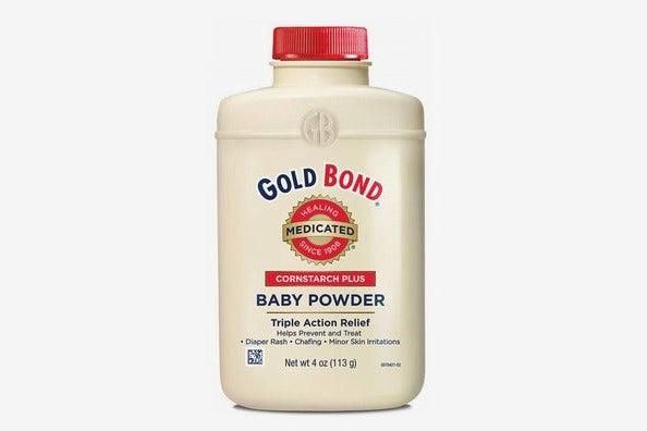 Gold Bond Medicated Cornstarch Plus Baby Powder