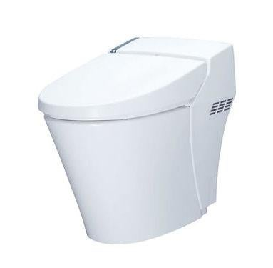 Inax USA's smart Satis Dual Flush toilet