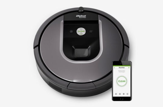 iRobot Roomba 960.