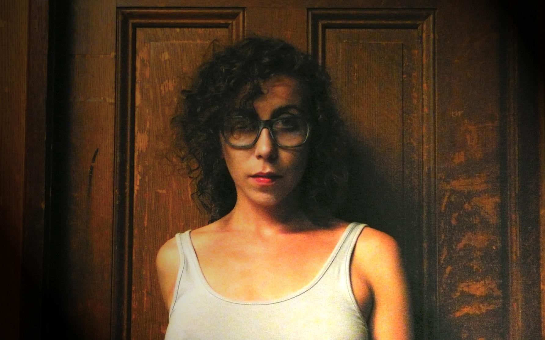Coeur de Lion author Ariana Reines.
