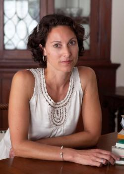 Author Emily Bazelon.