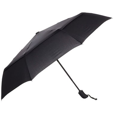 AmazonBasics Automatic Travel Umbrella with Wind Vent