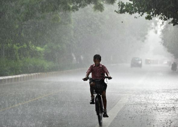 2014 India monsoon season: The most important forecast in the world.