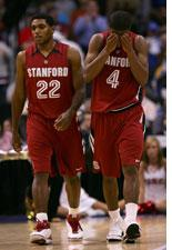 Stanford basketball team. Click image to expand.
