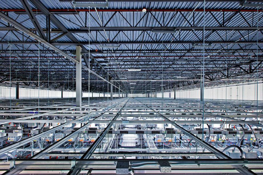 A glimpse inside Google's data centers.