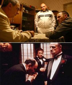 Gomorrah and The Godfather