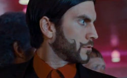 Seneca S Beard In The Hunger Games Beardbomb Your Favorite