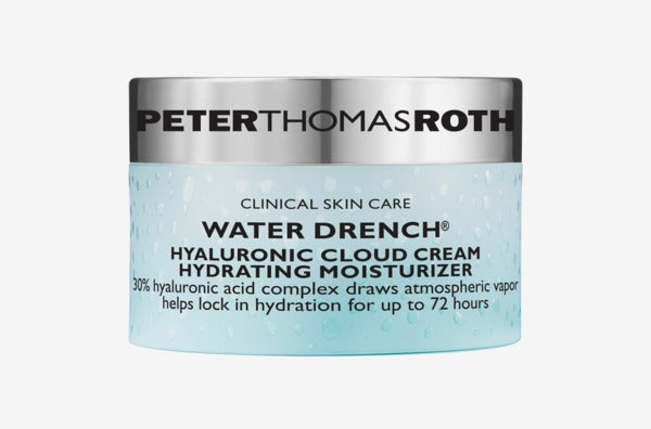 Peter Thomas Roth Water Drench Hyaluronic Acid Cloud Cream.