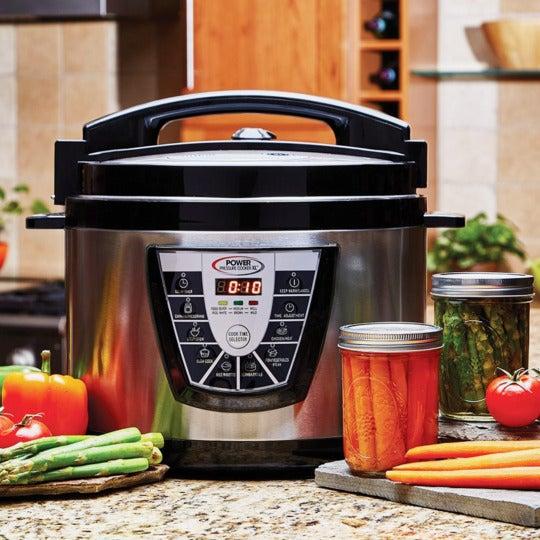 Power Pressure Cooker XL 10-Qt.