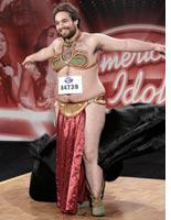 American Idol contestant Ben Haar          Click image to expand.