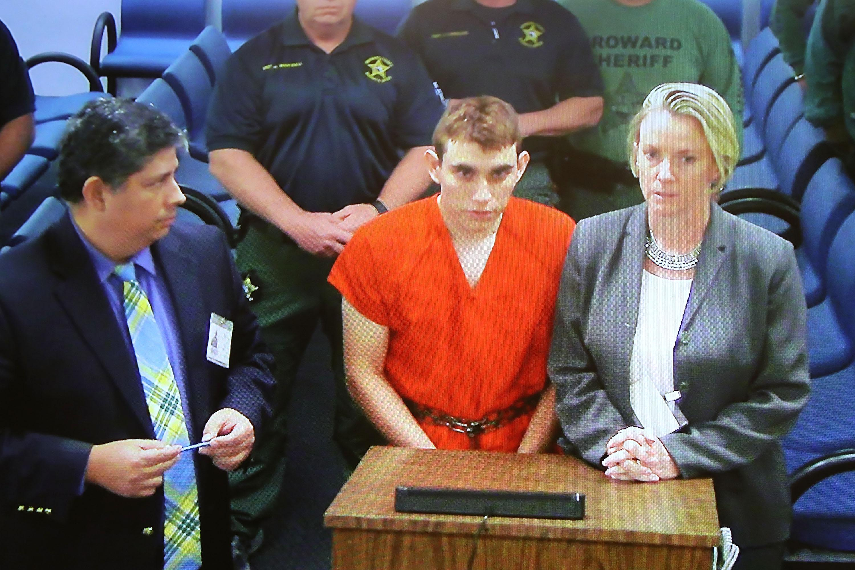 Nikolas Cruz, who has been charged with murdering 17 people, was reportedly a member of the Republic of Florida.