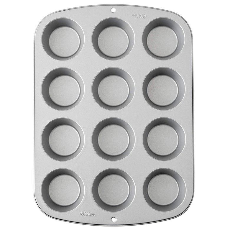 Wilton Recipe Right Nonstick Regular Muffin Pan