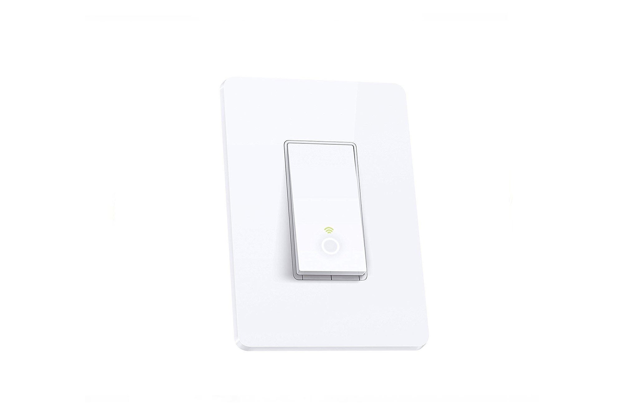 TP-Link Smart Wi-Fi Light Switch.