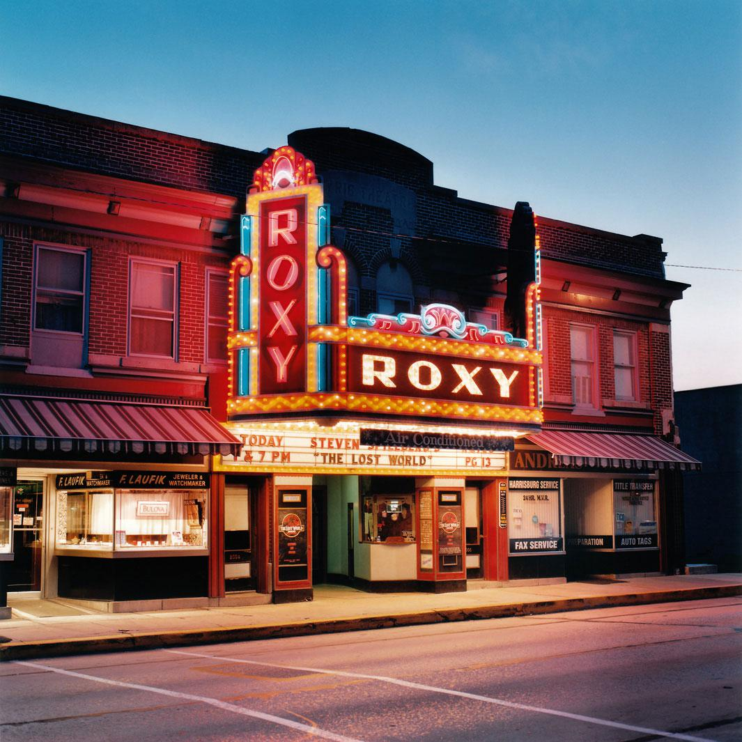 Roxy Theatre Northampton, Pennsylvania