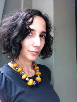 Author Emily Raboteau