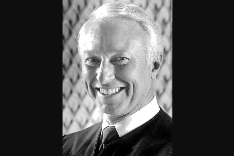 Headshot of Judge Procter R. Hug.