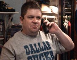 Patton Oswalt in Big Fan. Click mage to expand.