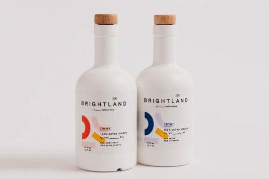 Brightland Extra Virgin Olive Oil.