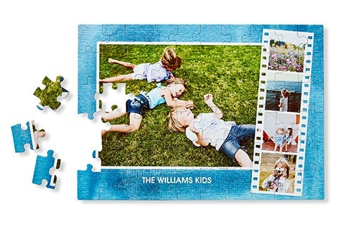 Shutterfly Upload Your Own Design Puzzle