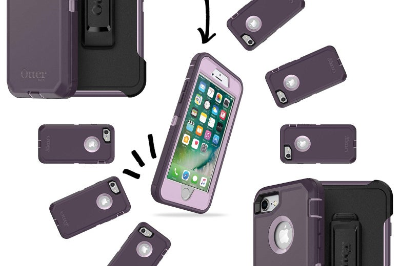 Forget Aesthetics and Live Carefree With an OtterBox Defender Phone Case, Now on Sale