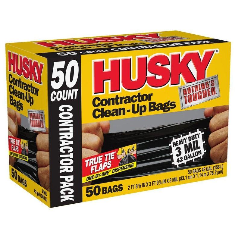 Husky Contractor Bags