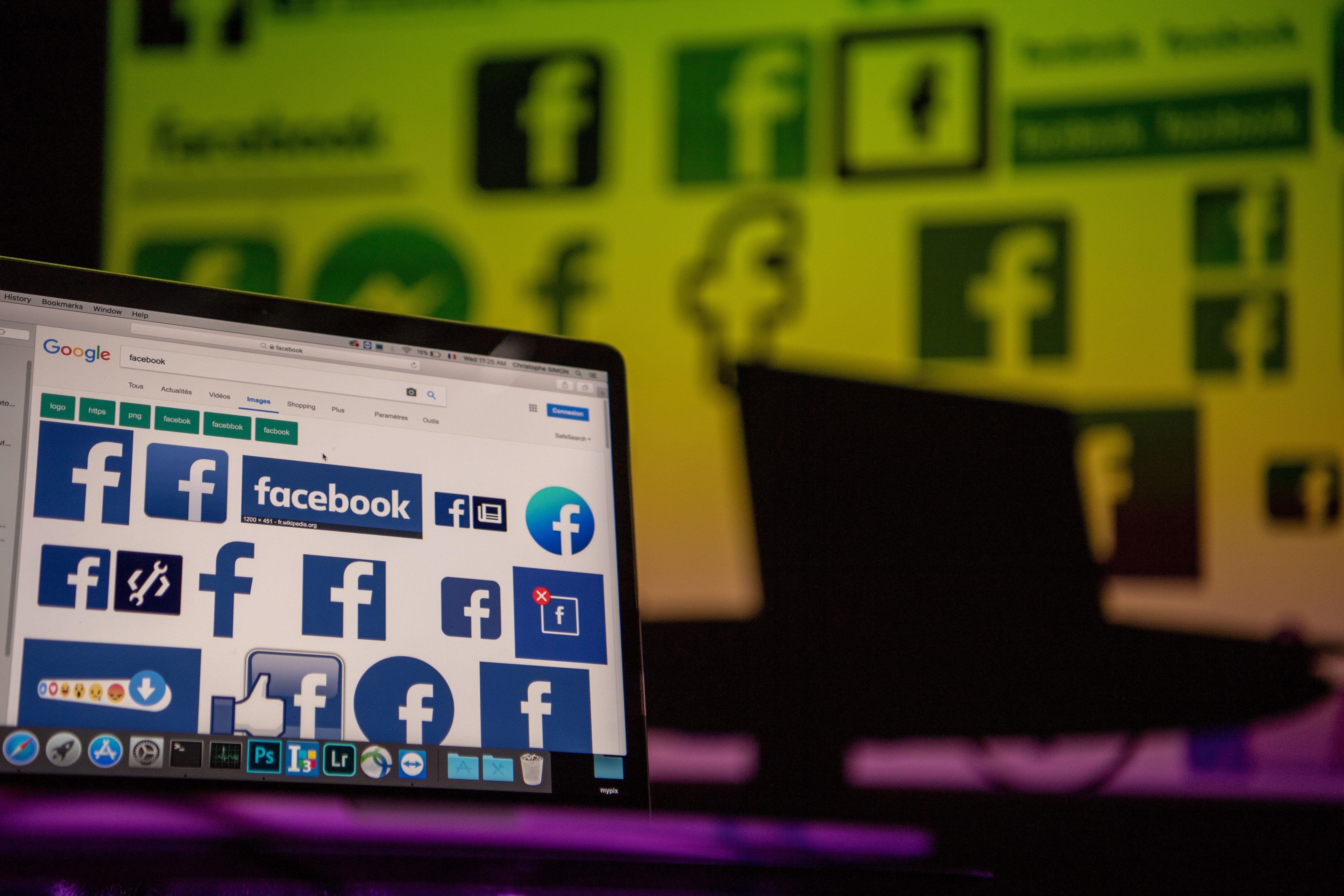 Facebook on Facebook.