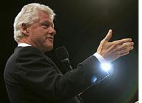 Former President Bill Clinton. Click image to expand.