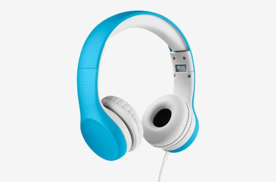 LilGadgets Connect+ Premium Volume Limited Wired Headphones With SharePort for Children.
