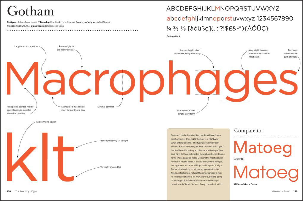 Stephen Coles The Anatomy Of Type Reviewed