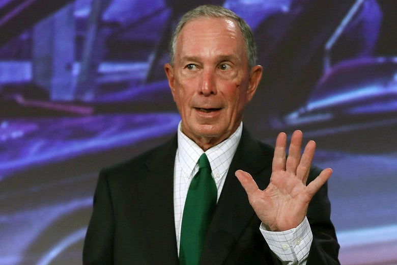 A Brief Survey of Mike Bloomberg Going Missing on the Job thumbnail