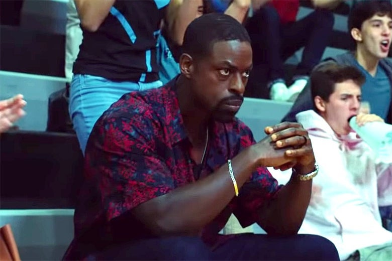 Sterling K. Brown in Waves