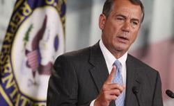 John Boehner. Click image to expand.