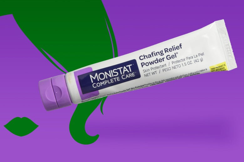 Yes, You Should Put Anti-Chafing Gel on Your Face