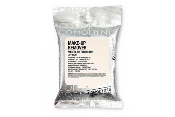 Comodynes Makeup Removers Towelettes.