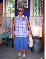 Ethel Rumsley, a Viva House regular